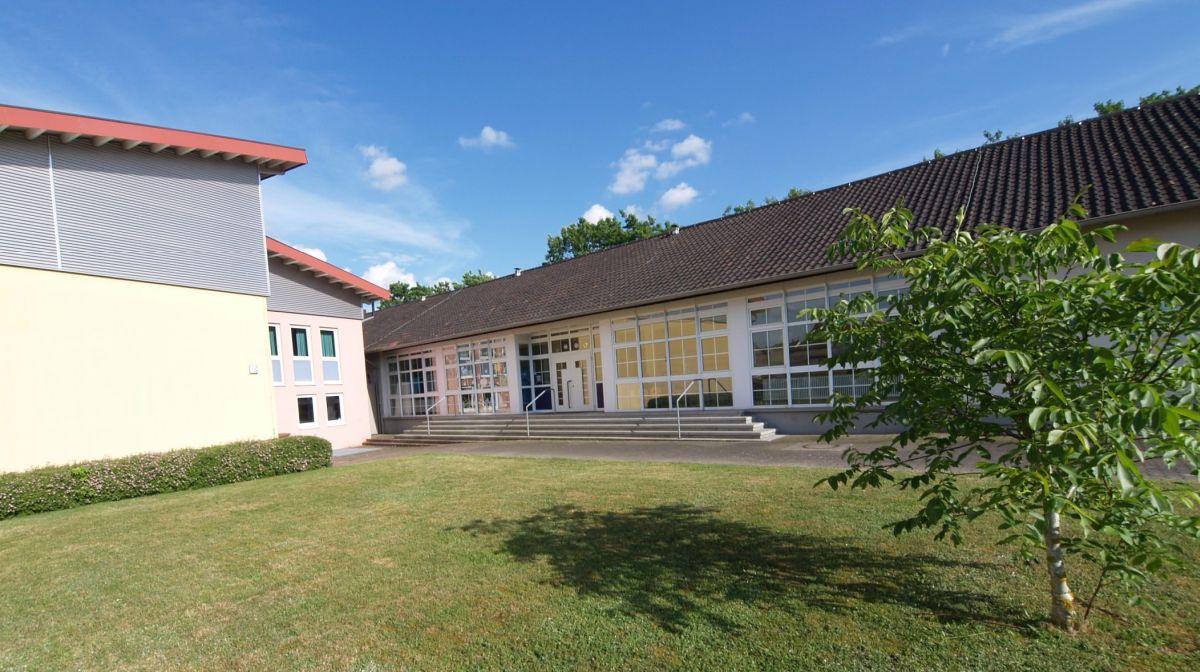 Die Grundschule in Spesbach