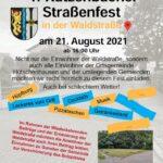 20210821-StraßenfestWaldstraßePlakat